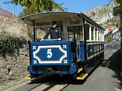 Great Orme Cable Tramway
