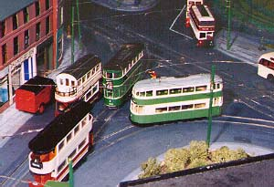 Ron Benson's Penny Lane layout